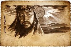 Секрет древнего заклинания Чингисхана