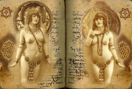 Секс в мире магии и волшебства