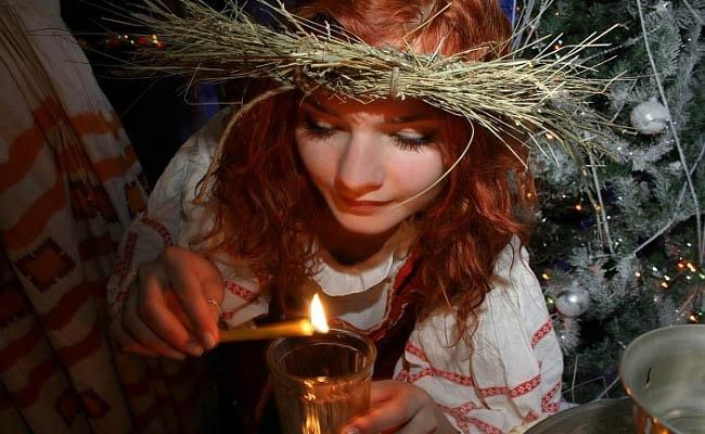 Исполнение желаний в Рождественскую ночь